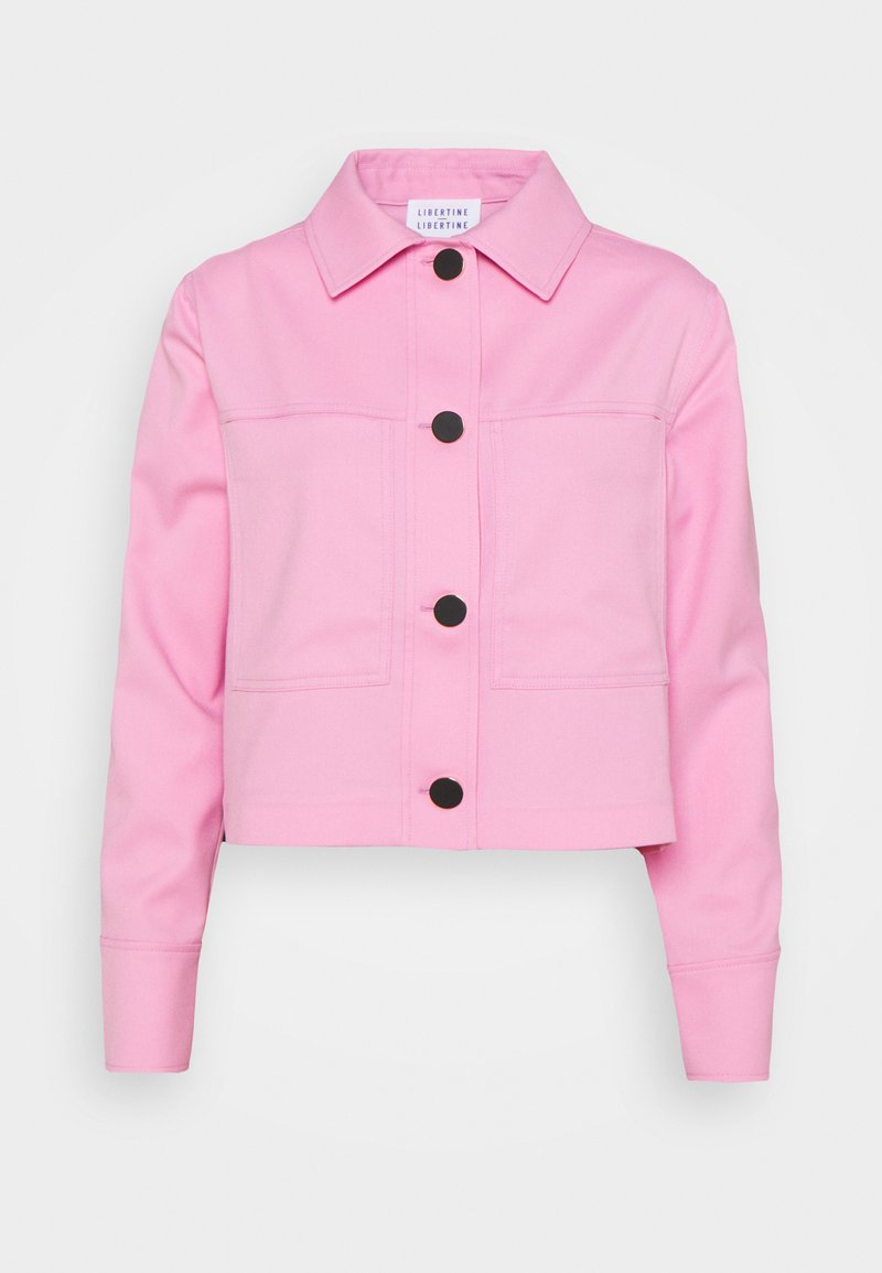 Libertine-Libertine - BUILT - Summer jacket - blush