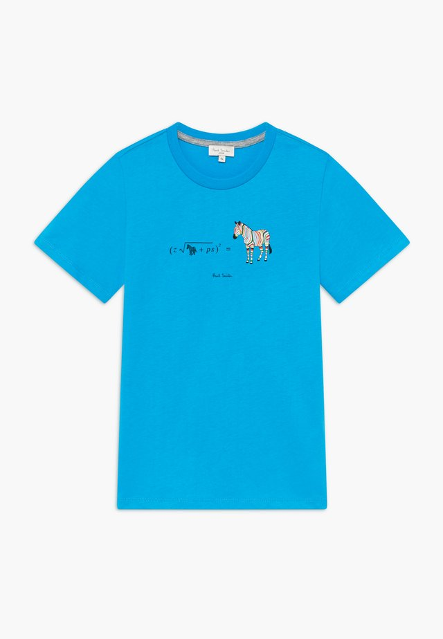 ABAN - T-shirt con stampa - blue danube