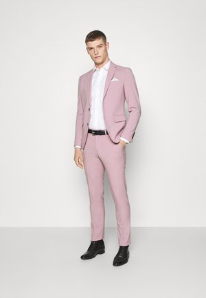 PLAIN MENS SUIT - Costume - purple