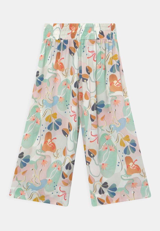 ANTONYA - Trousers - offwhite