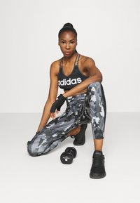 adidas Performance - Legging - black - 1
