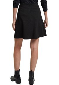 edc by Esprit - A-line skirt - black - 6