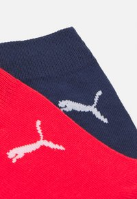 Puma - EASY RIDER JUNIOR 4 PACK UNISEX - Socks - white/blue/red - 1