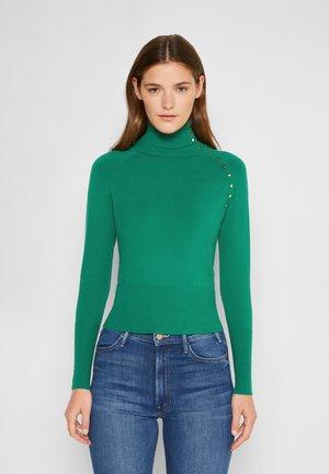 ECS  CHIUSA  - Long sleeved top - verde eden