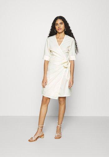 ALTHEA DRESS - Vestito estivo - antique white