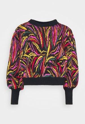 SHINNY ZEBRA - Pullover - multi