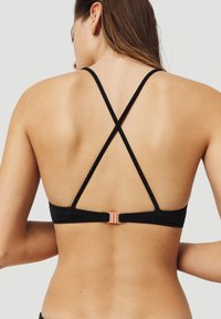O'Neill - BAAY MIX - Bikini top - black - 2