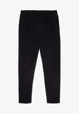 SLIM FIT - Pantaloni - black
