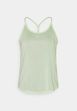 ONE TANK - Top - lime ice/white