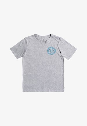 ENDLESS TRIP  - Print T-shirt - micro chip heather