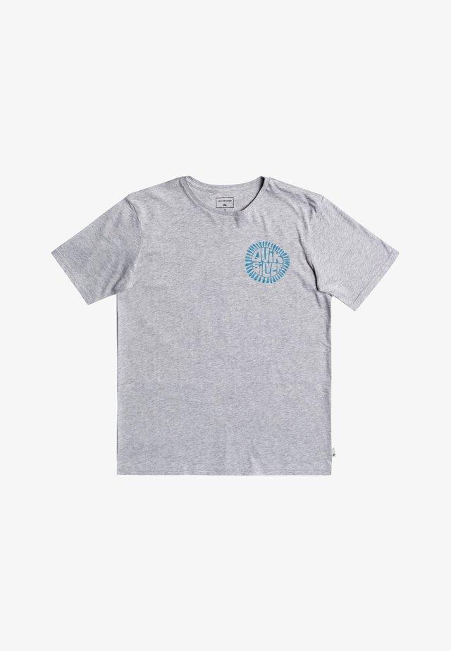 ENDLESS TRIP  - T-shirt print - micro chip heather