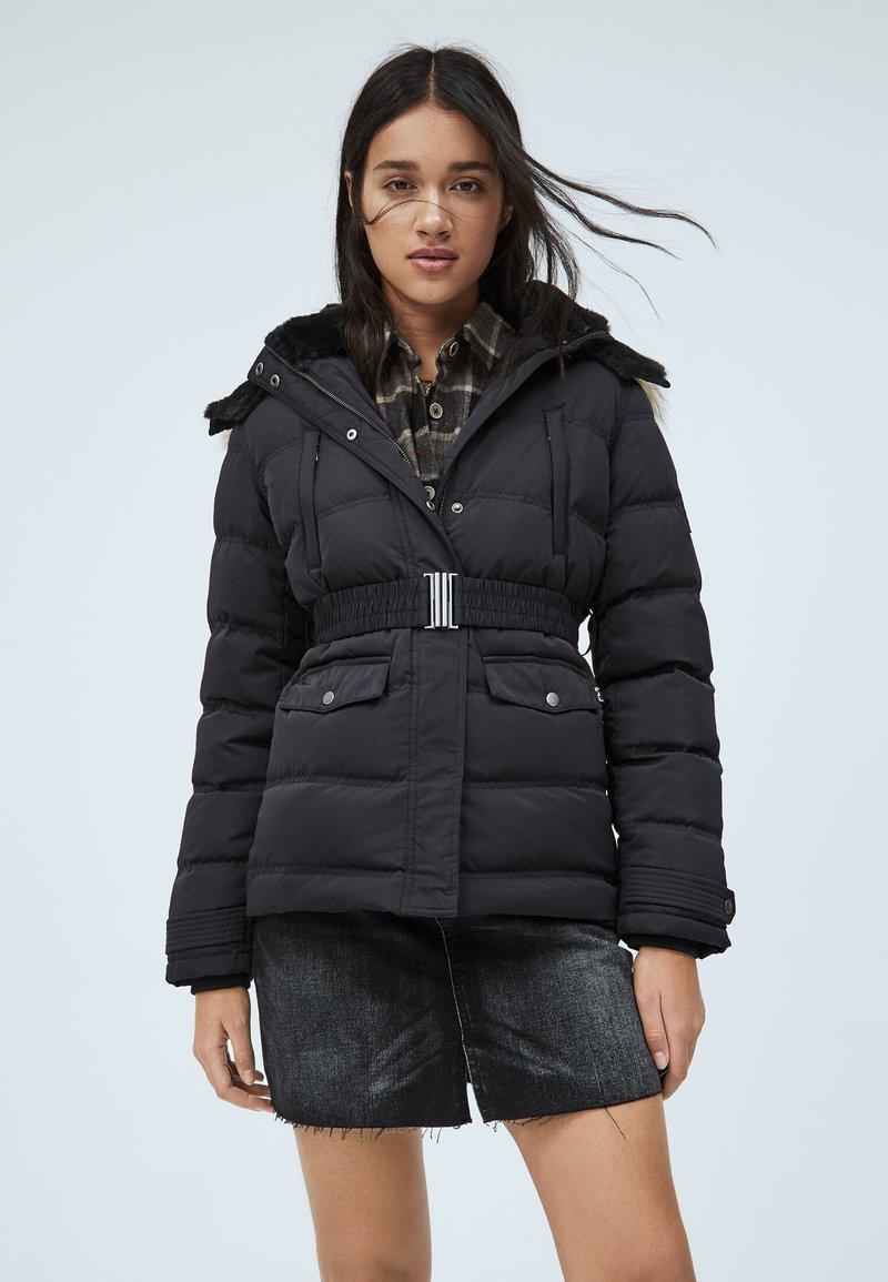 Pepe Jeans - ALMAH - Down jacket - black