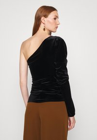 Mossman - DON'T GIVE IT UP - Long sleeved top - black - 2