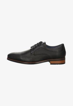 HALB SIO - Smart lace-ups - black
