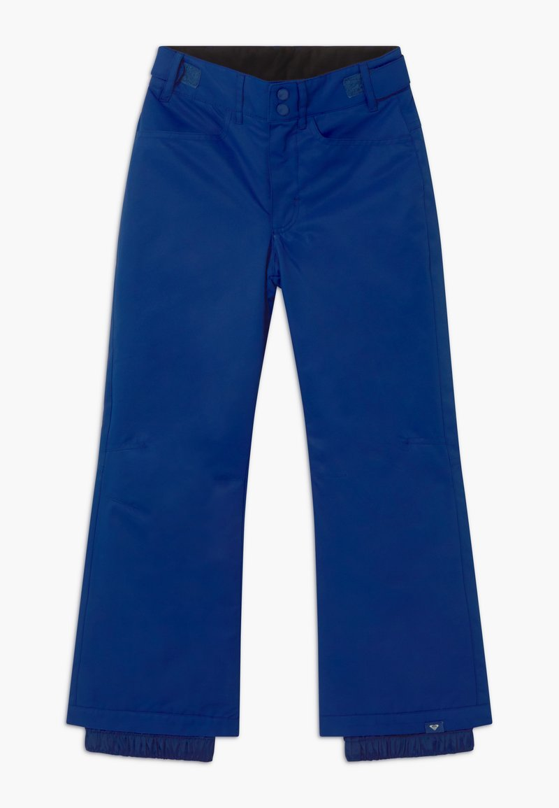 Roxy - BACKYARD GIRL - Snow pants - mazarine blue