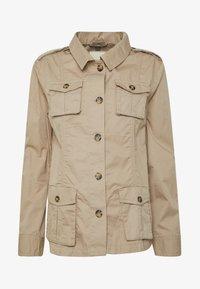 Esprit - PLAY - Summer jacket - beige - 4