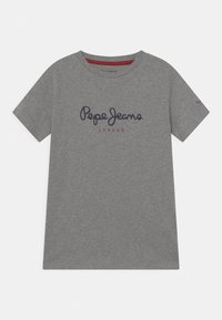 Pepe Jeans - ART NEW - Print T-shirt - grey marl - 0