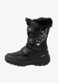 LICO - MARY  - Winter boots - schwarz/lila - 0