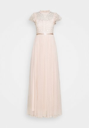 GISELLE BODICE GOWN - Galajurk - pink/champagne
