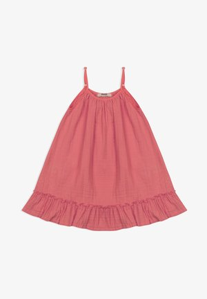 AUS MUSSELINSTOFF - Day dress - rose