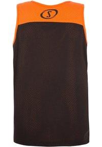 Spalding - 2 PACK - Sports shirt - orange/black - 5