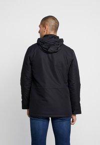 Levi's® - SHERPA FIELD - Light jacket - black - 3