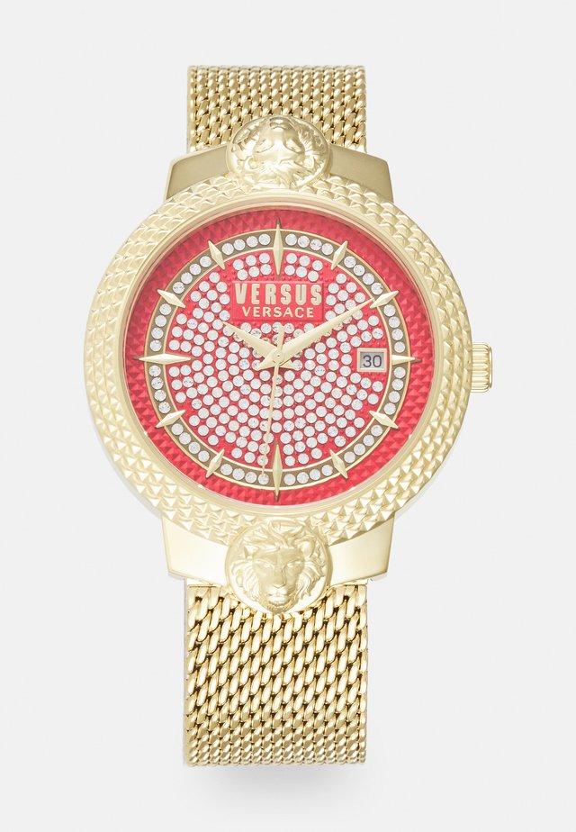 MOUFFETARD - Horloge - yellow gold-coloured