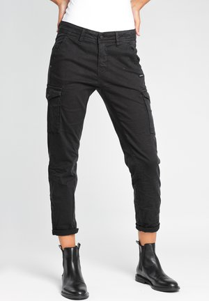 AMELIE  - Relaxed fit jeans - black