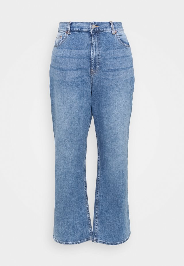 ECHO DAD - Jeans Relaxed Fit - empress blue