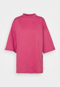 Object - OBJVERITA TEE - T-shirts - honeysuckle - 4