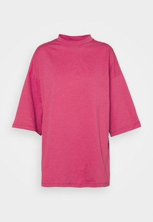 OBJVERITA TEE - Basic T-shirt - honeysuckle
