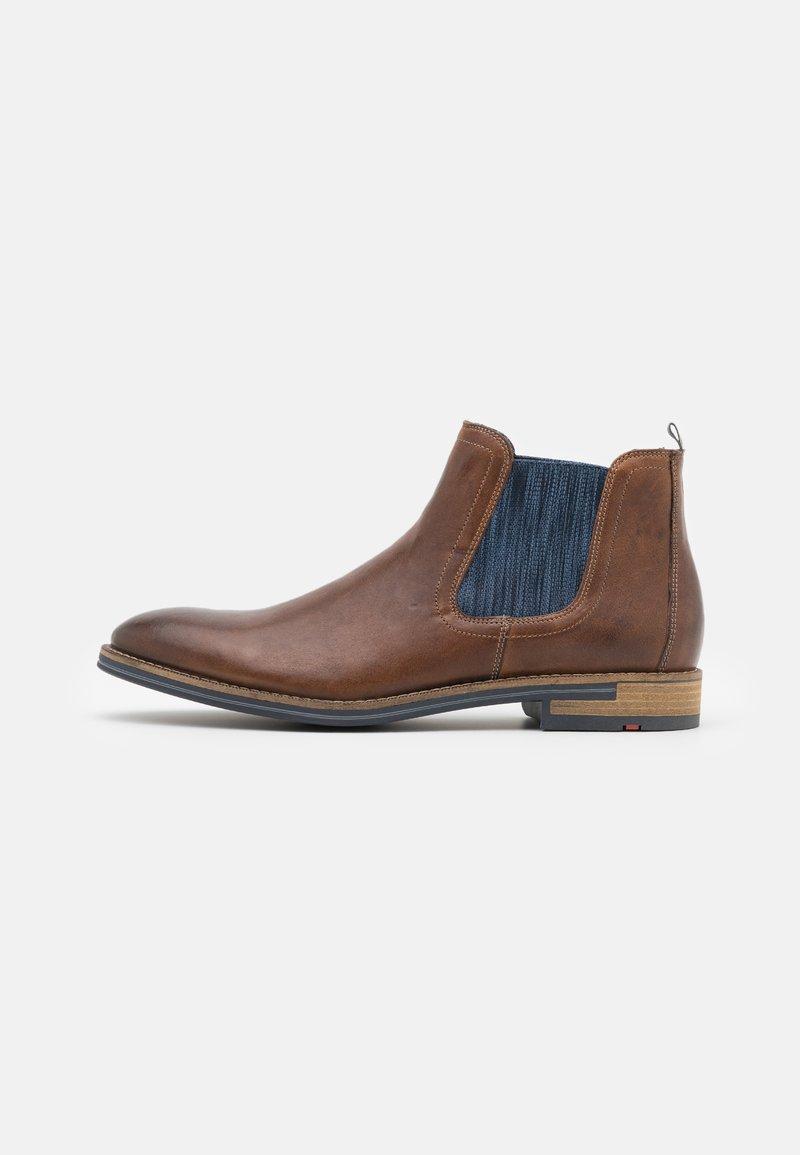 Lloyd - DARIO - Classic ankle boots - cognac