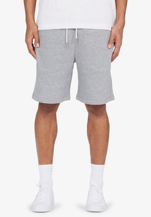Shorts - medium grey heather