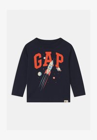 GAP - TODDLER BOY LOGO GRAPHIC - Langærmede T-shirts - blue galaxy - 0