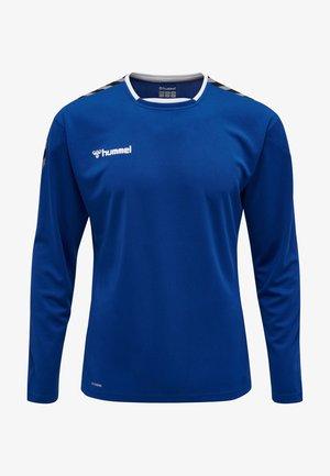 HMLAUTHENTIC - Bluzka z długim rękawem - true blue