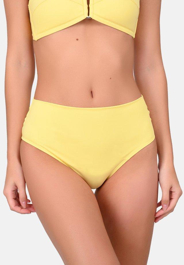TOBAGO - Bikinibroekje - yellow
