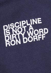 Ron Dorff - DISCIPLINE - Hoodie met rits - navy - 4