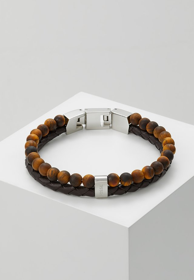 VINTAGE CASUAL - Armband - brown