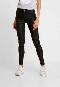 Pieces - Jeans Skinny Fit - black - 0