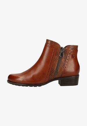 ETTE - Ankle boots - cognac comb