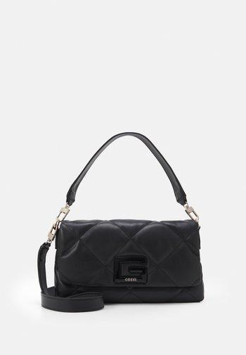 BRIGHTSIDE SHOULDER BAG - Torebka - black