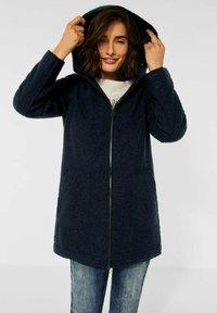 Cecil - OUTDOOR  - Winter coat - blau - 0