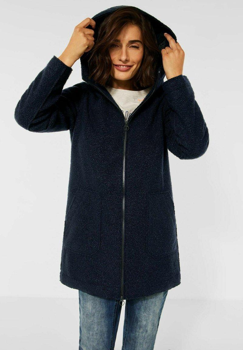Cecil - OUTDOOR  - Winter coat - blau