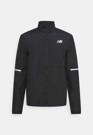 ACCELERATE JACKET - Sports jacket - black