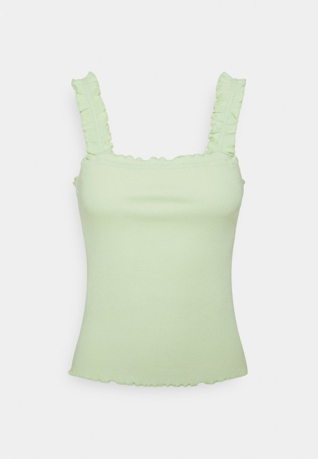 Linne - green