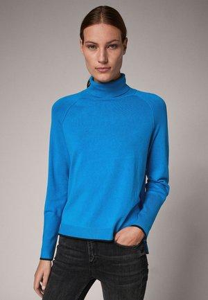 MIT RAGLANÄRMEL - Jumper - vibrant blue