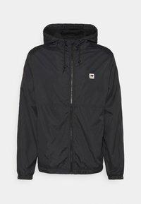 Brixton - CLAXTON ALTON - Summer jacket - black/white - 0