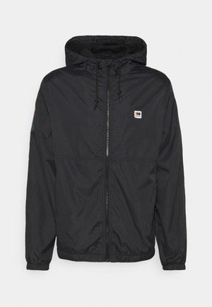 CLAXTON ALTON - Summer jacket - black/white
