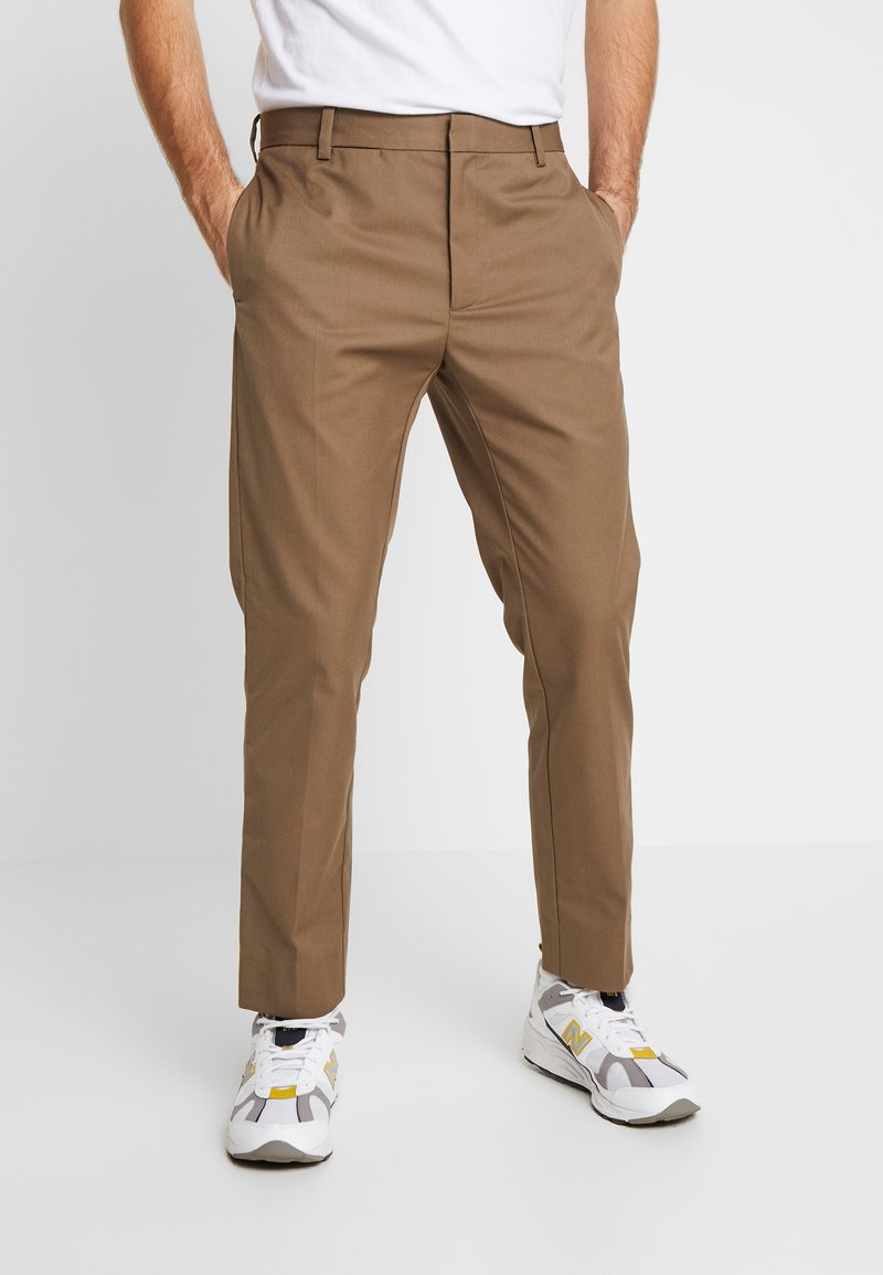 Wood Wood - TRISTAN TROUSERS - Trousers - taupe