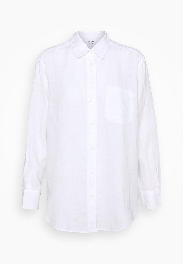 OVERSIZED - Skjorte - white